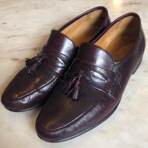 ALLEN EDMONDS Tassle Loafers